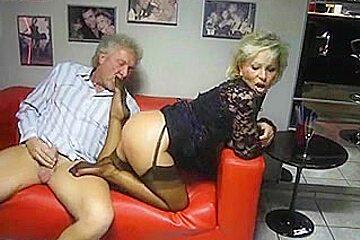 Barbara nylons lady lady barbara