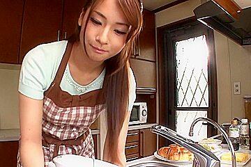 Exotic Japanese girl Yui Tatsumi in Best Big Tits, POV JAV scene