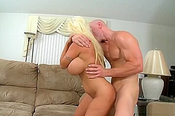 Snazzy fair haired halston featuring hot creampie...