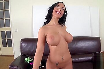 Admirable busty kyra hot in lovely...