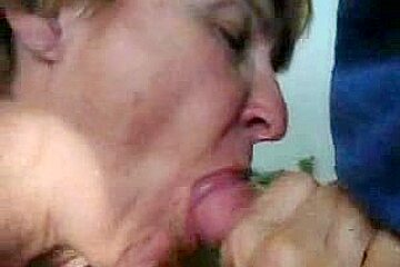 An incredible swallowing of dudes cock from awesome...