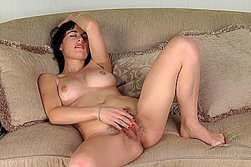 Olive glass in incredible sex video craziest full...
