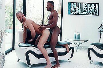Inked jett rink anal fucking porn...