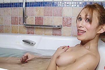 Minako strokes for you...