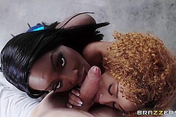 Fucking two one bone kendall woods and osa...