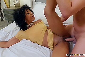 Misty stone and keiran lee meeting on comfy...