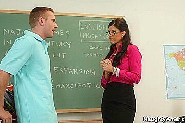 Teacher...