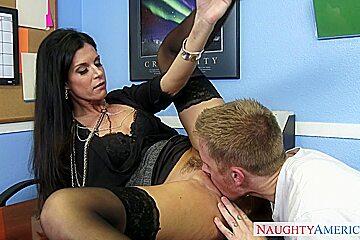 Richie black first sex teacher...
