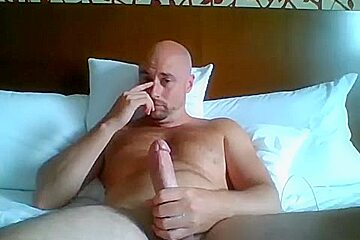 Is masturbating web camera...