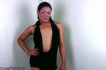 Filipino big balls cock...