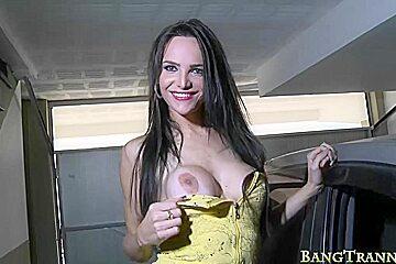 Huge jennifer satine anal banged real deep...