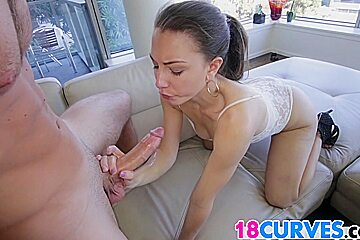 Teen alexis rodriguez gets banged...