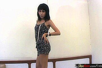 Leaked full movie of thai balls jerking...