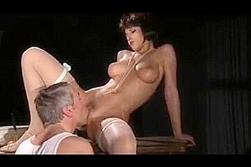 Real sex on stage