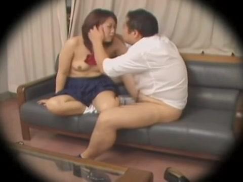 Petite Japanese darling fucked hard on a spy camera