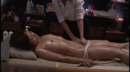 Lesbo Oil Massage Luxury Married MANAMI