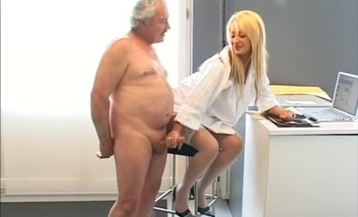 Old Man Doctor Porn