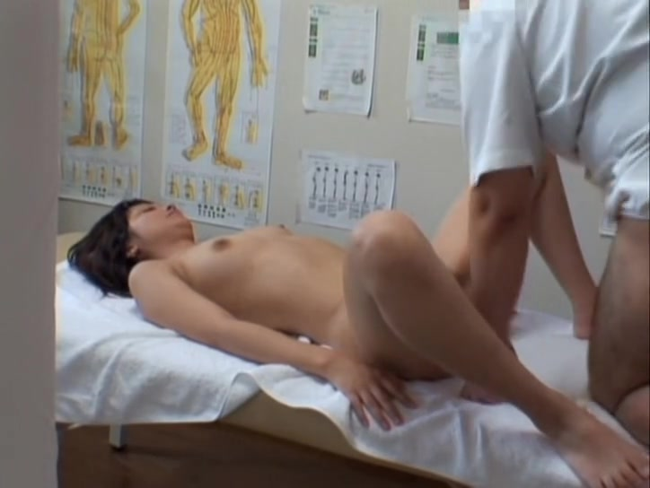 Delicious Japanese whore screwed hard during kinky massage