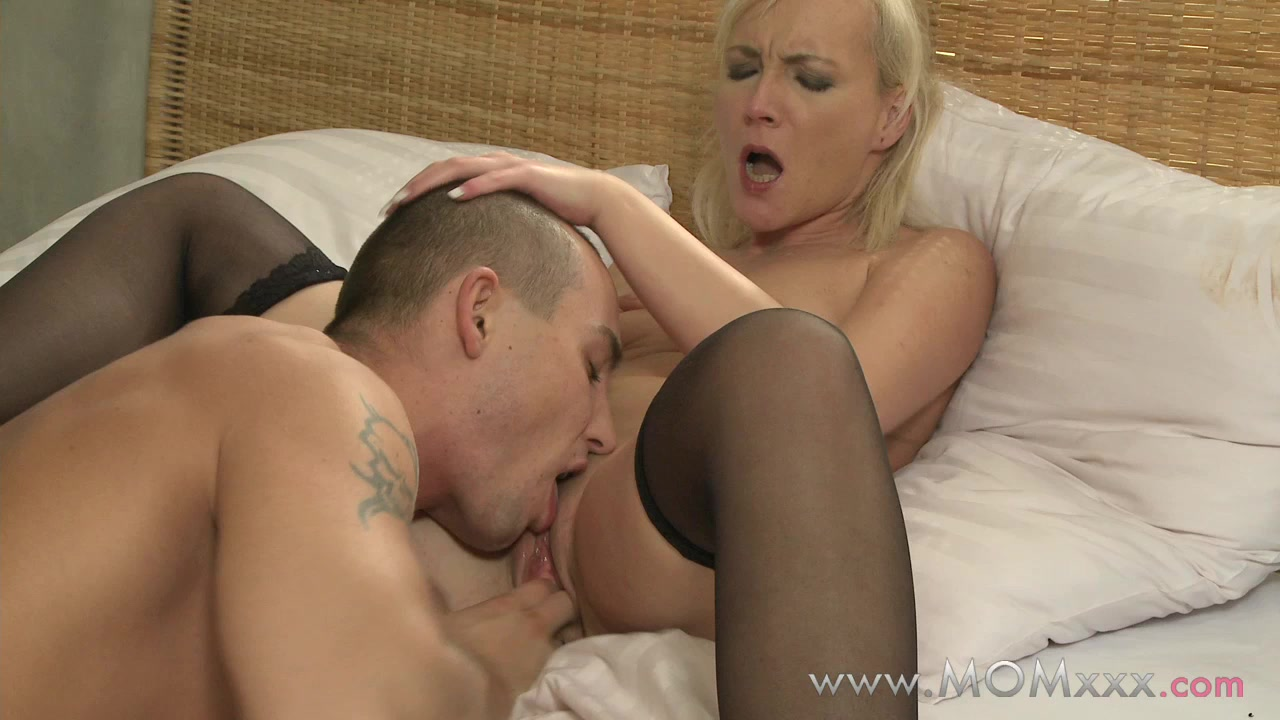 Milf And Young Stud