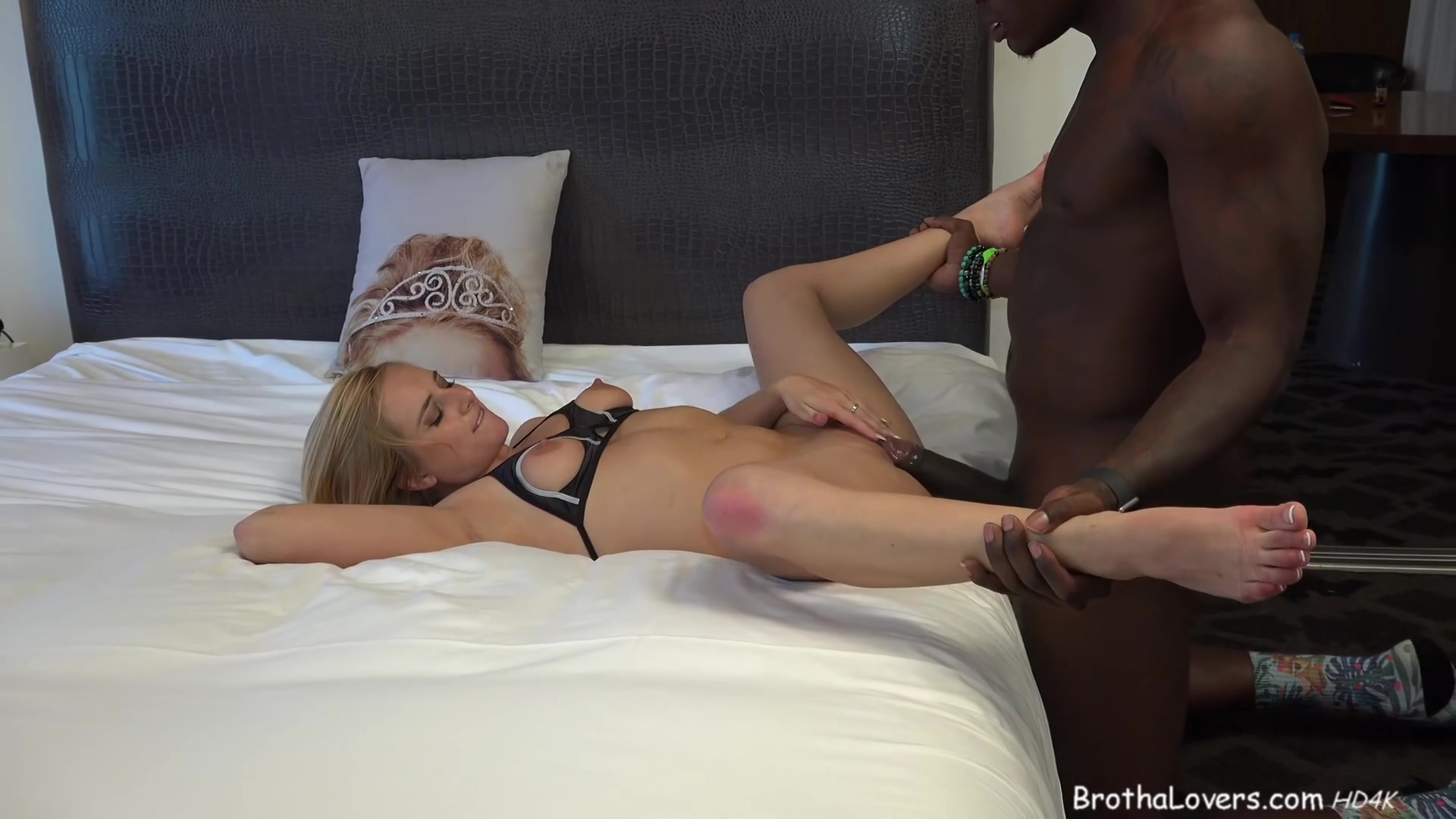 Kate England And Louie Smalls