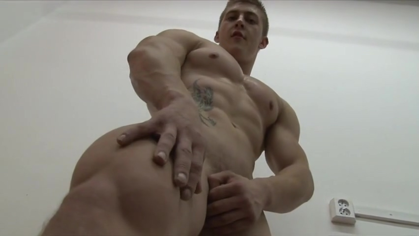 Gregs Pumping Muscle Work-out Boys Porn