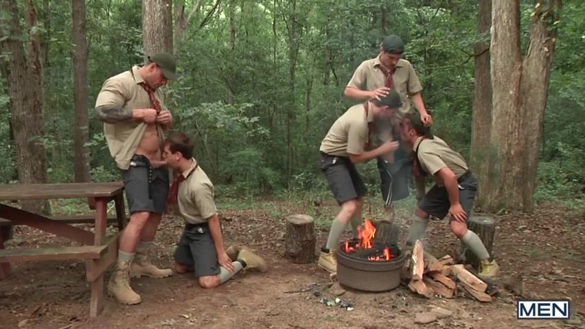 Johnny Rapid, Zeb Atlas And Ck Steel - Scouts Part 4