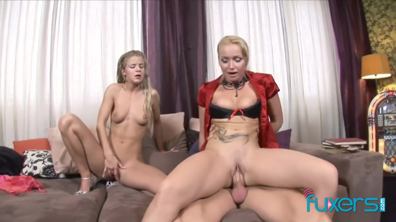 Naughty Threesome With 2 Super Sexy Babes With Bianka Lovely